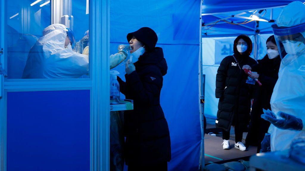 Corea del Sur suma otros 1.000 contagios y se encienden todas las alarmas