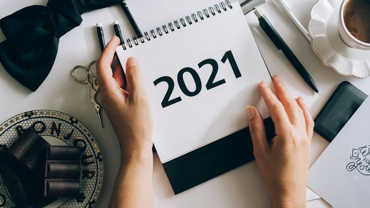 2021 CALENDARIO
