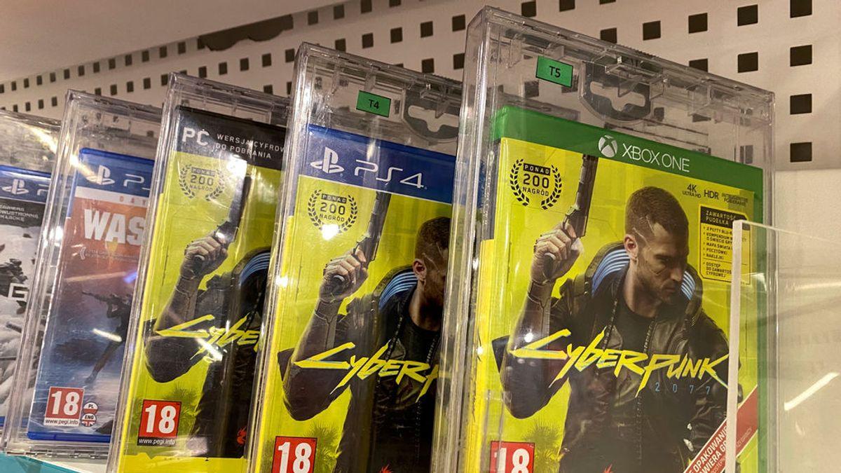 Sony retira el videojuego 'Cyberpunk 2077' de su tienda digital por ocasionar problemas a la salud
