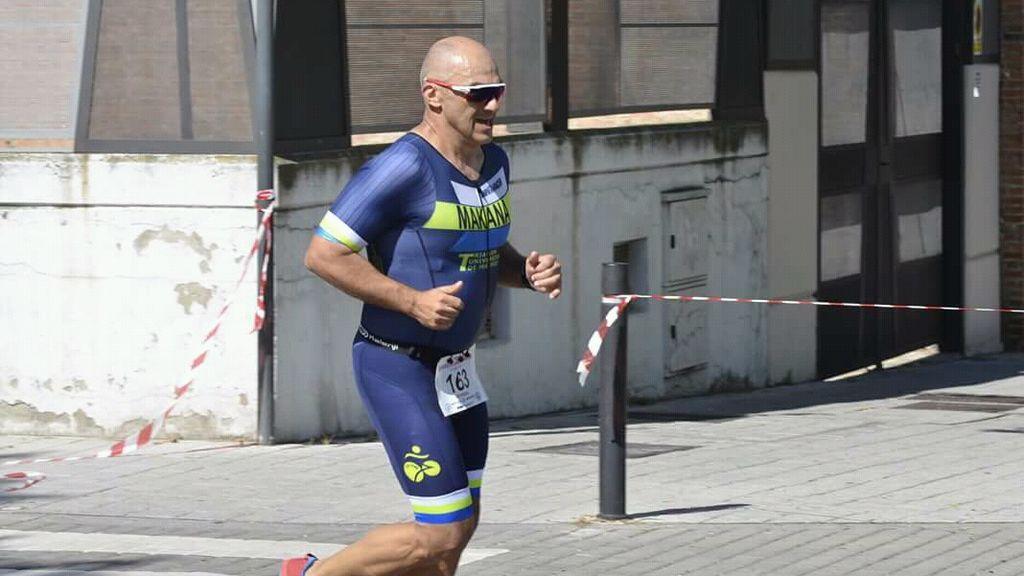 Jesús Roldán, de 53 años
