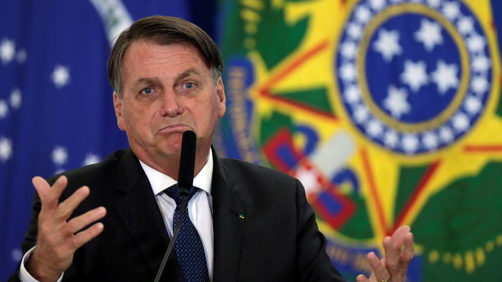 """Bolsonaro, sobre la vacuna Pfizer: """"Si llegas a convertirte en caimán, es tu problema"""""""