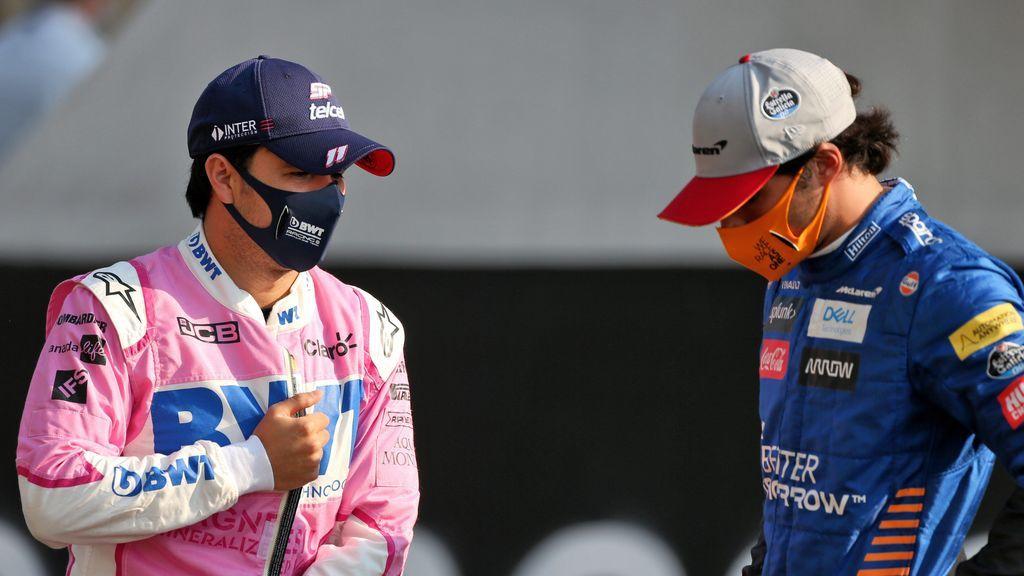 El mexicano Sergio Pérez ficha por Red Bull para 2021: Alex Albon pasa a ser piloto reserva