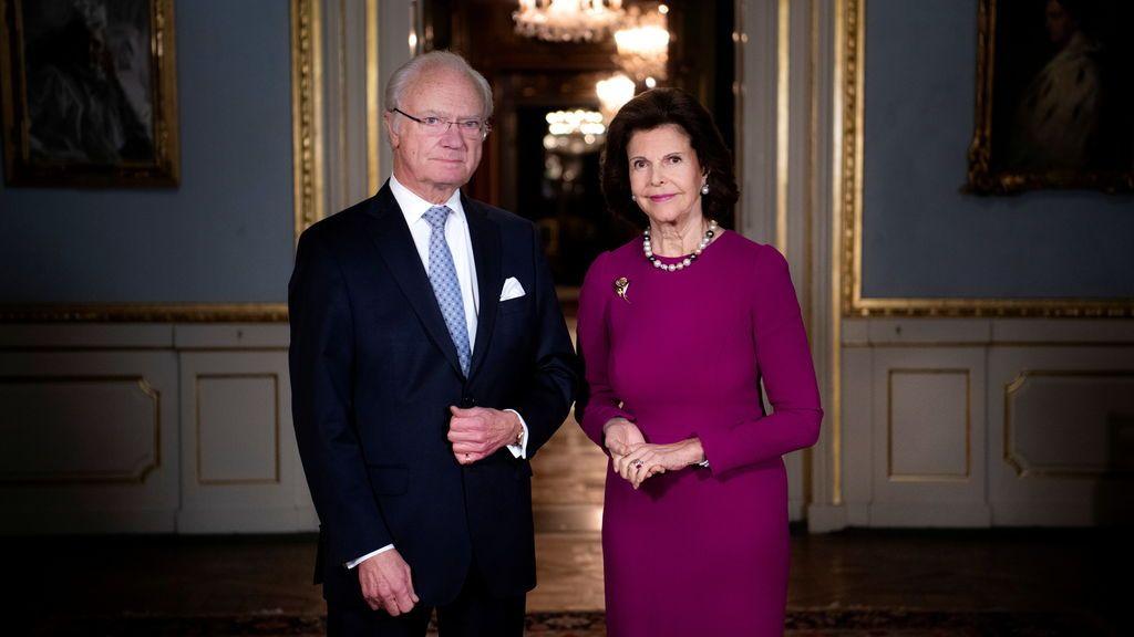 rey Suecia