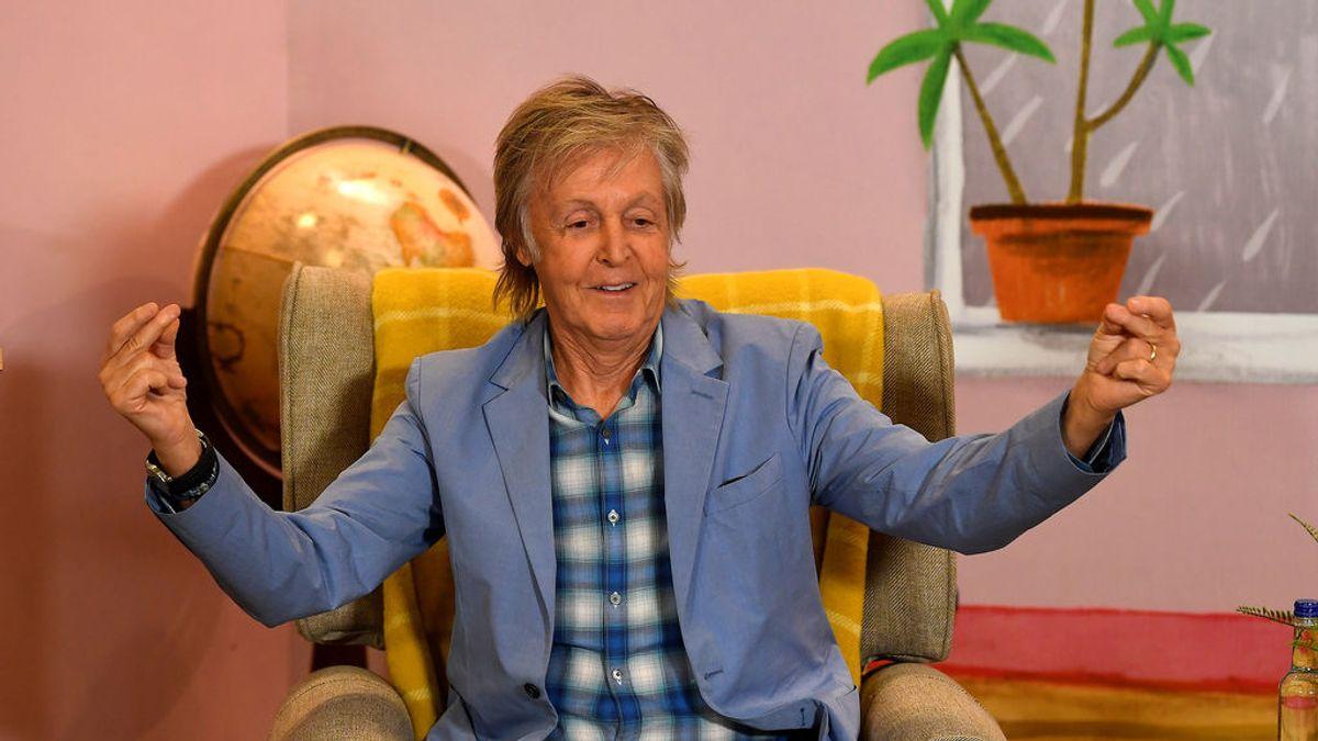 """Paul McCartney impulsa la vacuna contra el coronavirus: """"Nos sacará de esto"""""""