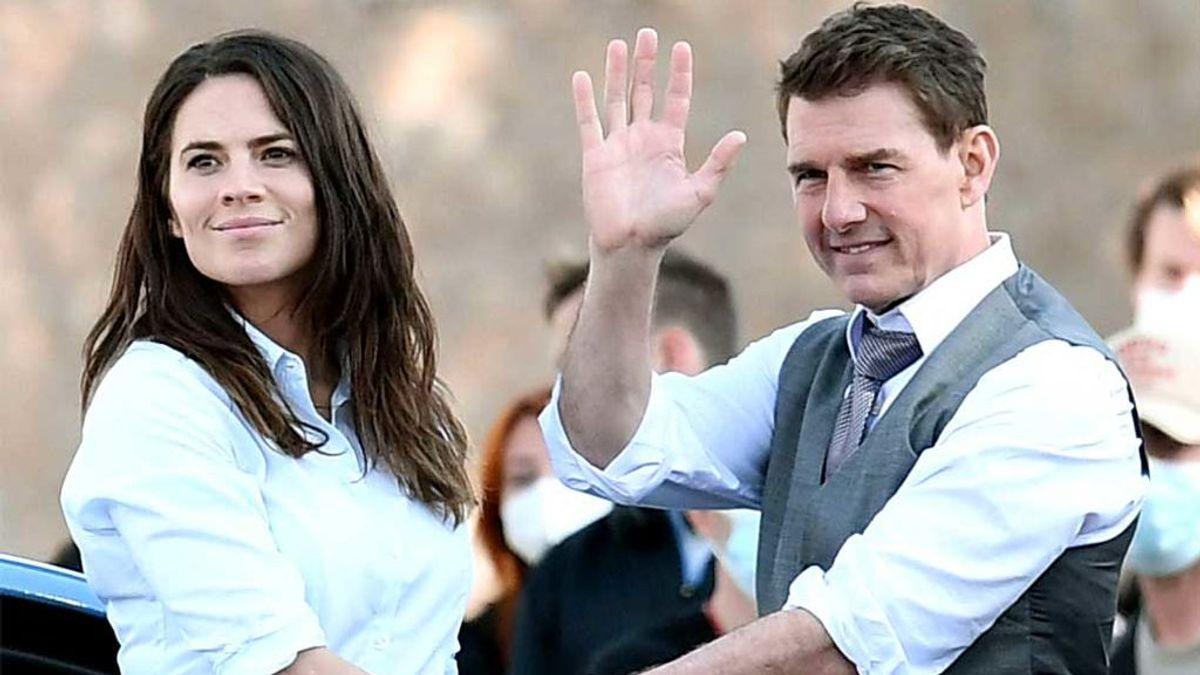 Tom Cruise se echa novia en el rodaje de 'Misión imposible 7', pero lo llevan en secreto
