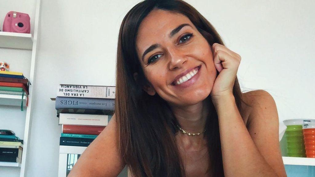 """Nuria Marín: """"No pude despedirme bien de 'Cazamariposas' porque ese día me analizaban un bulto en el pecho"""""""