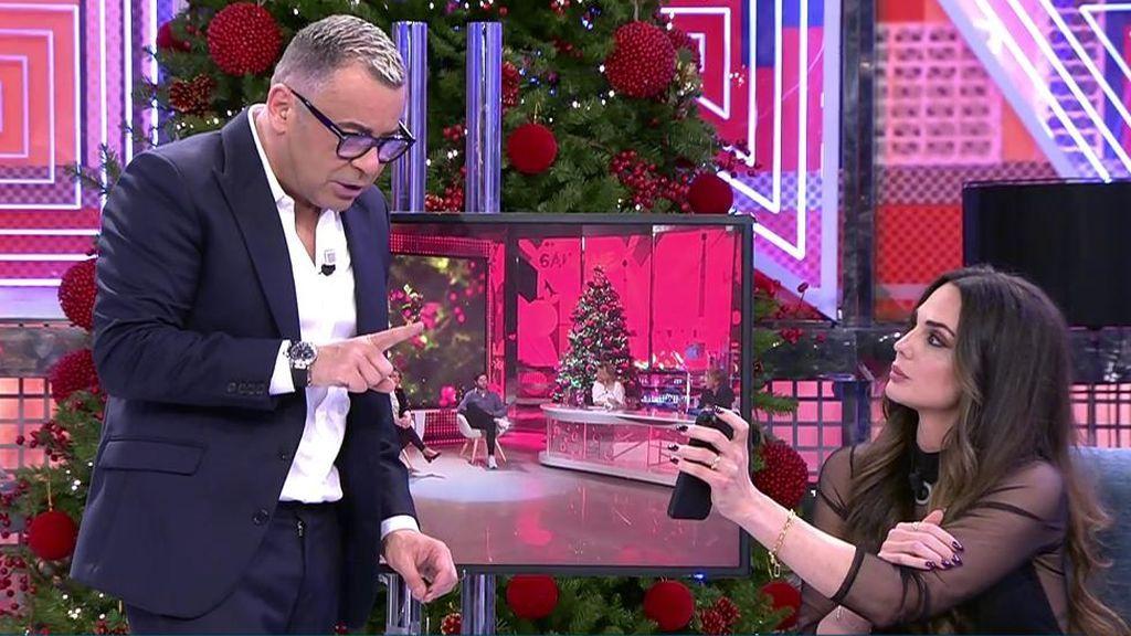 Cynthia muestra su última conversación con Canales