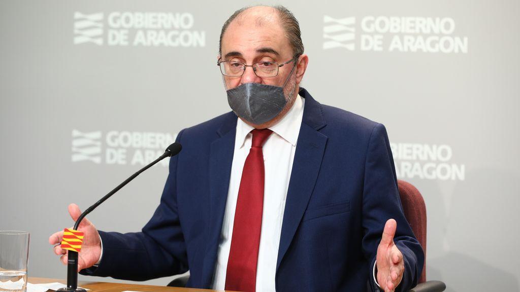 Aragón retrocede y mantiene los confinamientos perimetrales entre provincias excepto en Navidad