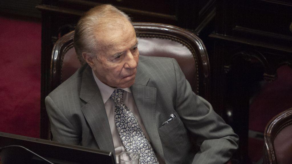 (BORRADOR) Muere a los 90 años el expresidente argentino Carlos Menem