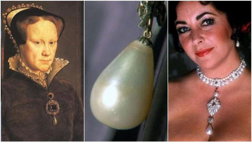 La perla peregrina: la joya codiciada por reyes que acabó en manos de Elizabeth Taylor