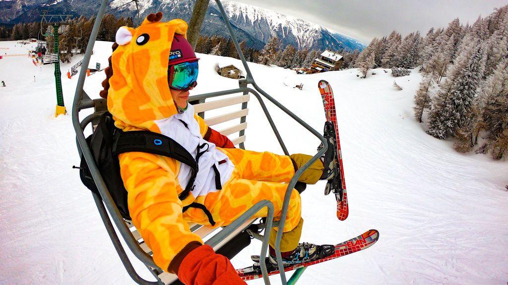 ¿Conoces el snowblade? Qué es esta modalidad de esquí