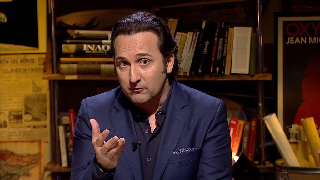 Iker Jiménez explota con los ladrones que robaron en casa de Paolo Rossi