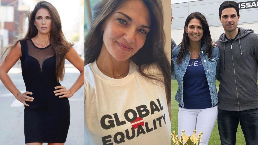 La vida londinense de Lorena Bernal (Miss España 1999): redes sociales, maternidad y labores solidarias