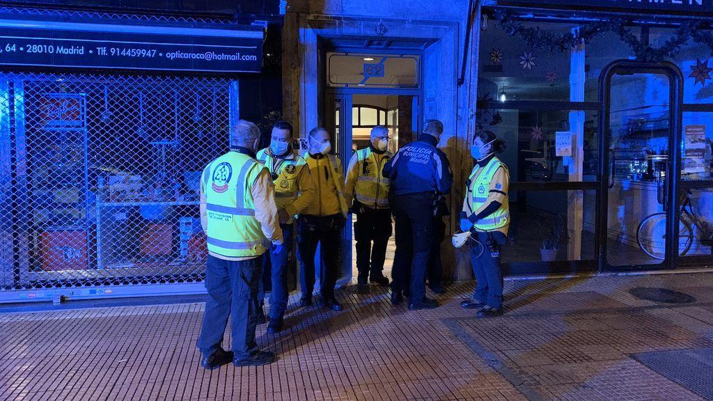 Un hombre muere en Madrid tras ser apuñalado en varias ocasiones