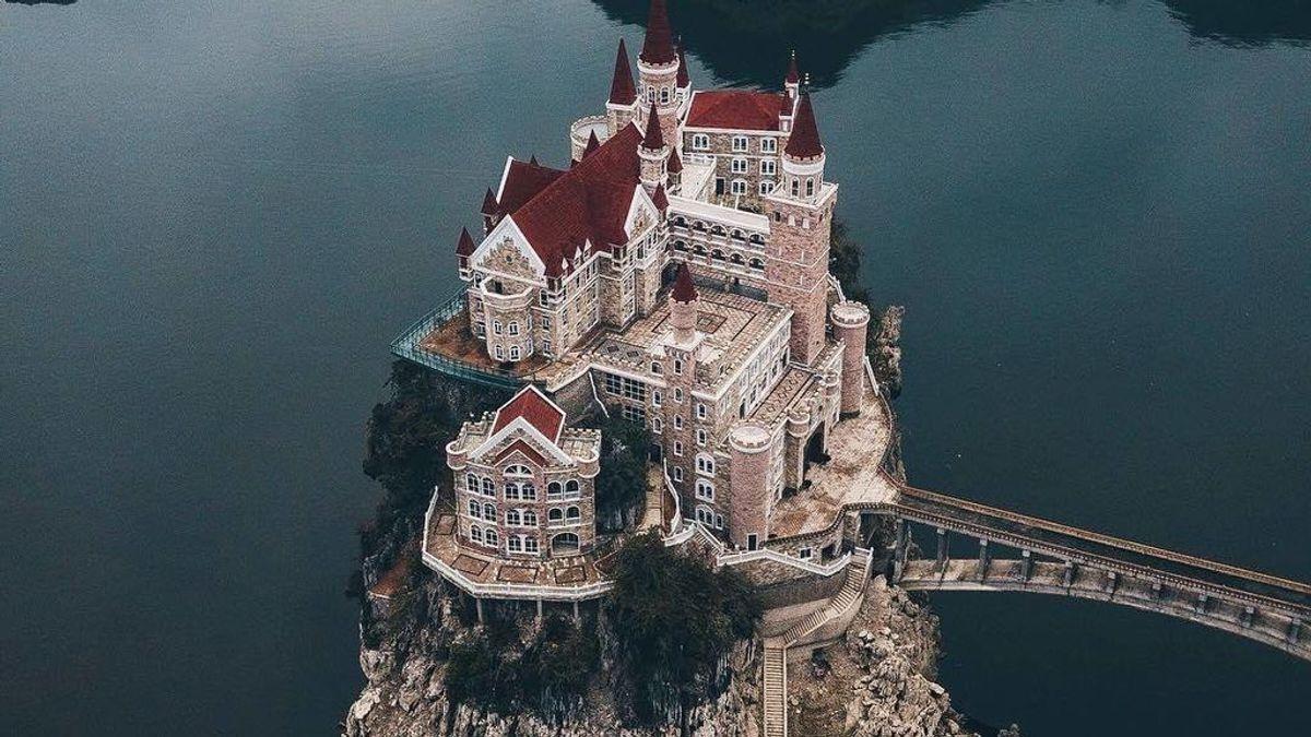Puedes convertirte en una princesa Disney por una noche: dormir en este castillo cuesta 33 euros