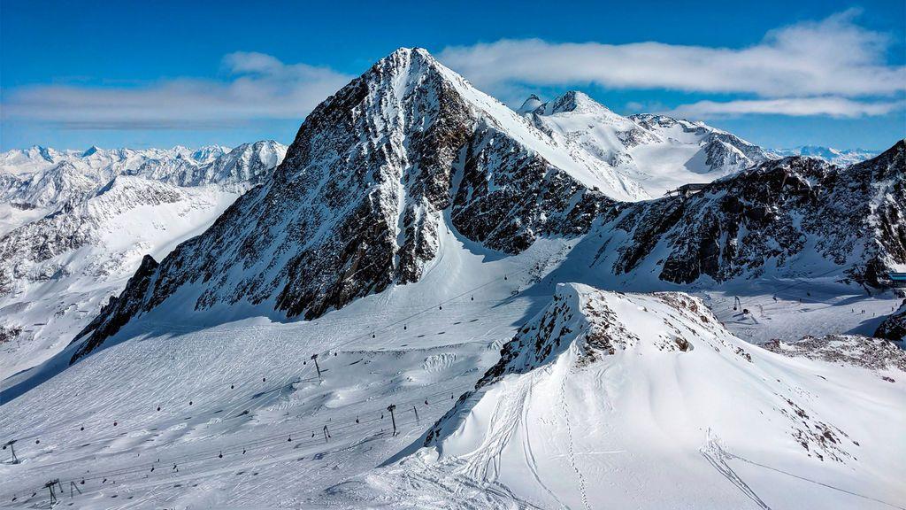 ¿Cuáles son las estaciones de esquí más grandes de Europa?