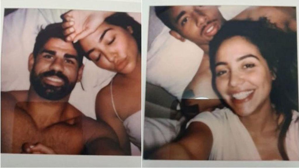Encuentran unas fotos desnudo de Diego Costa con una mujer al comprar una Biblia en una subasta benéfica