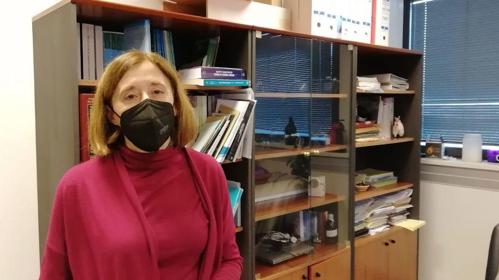 """Isabel Bandín, viróloga, sobre la nueva cepa de Reino Unido: """"Si ya teníamos que preocuparnos, ahora más"""""""