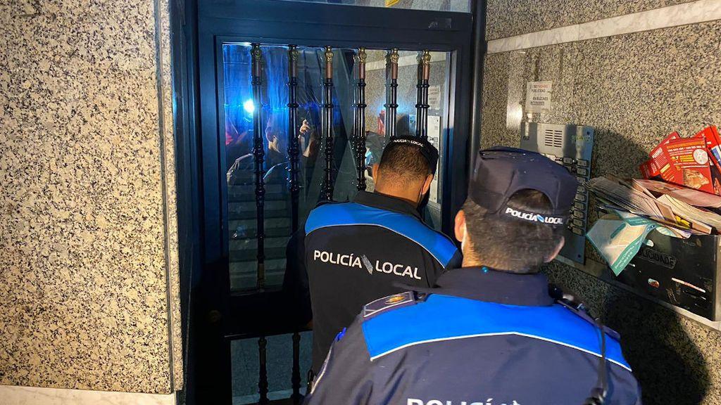 Santiago de Compostela dispara sus positivos mientras se detectan una treintena de fiestas ilegales en pisos
