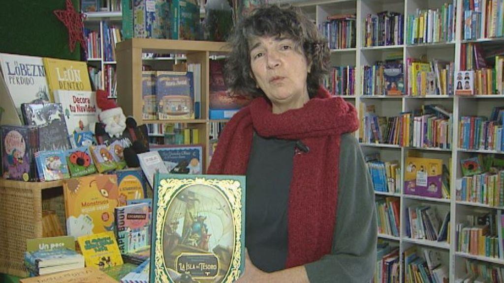 Los libreros recomiendan grandes historias: 'La isla del tesoro' y 'Peluquería alegría'