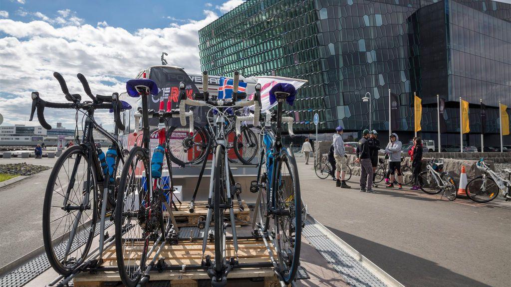 Consejos para transportar bicicletas en el coche y no ser multado