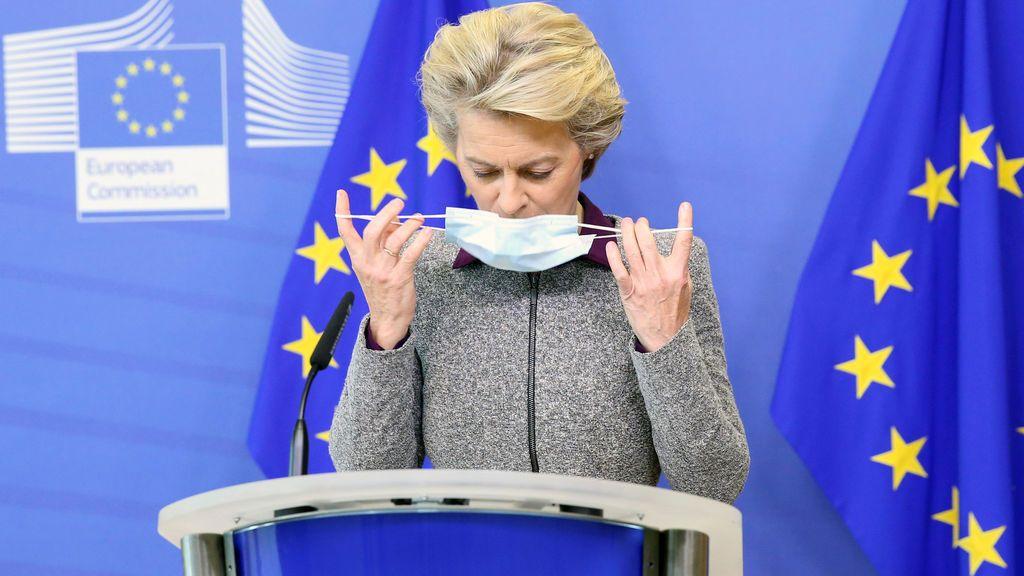La Unión Europa busca una respuesta común frente a la nueva variante del virus