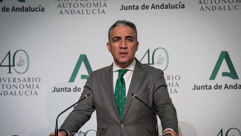 Andalucía comenzará la vacunación del coronavirus el próximo domingo en las residencias de mayores