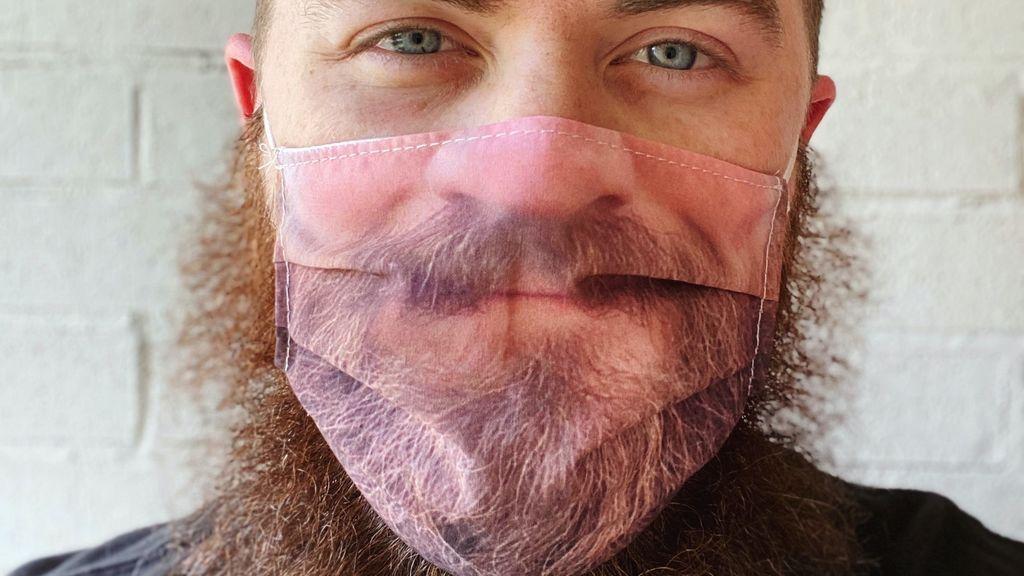 Cómo cuidar la barba si llevas mascarilla: rituales semanales y productos de limpieza para llevarla siempre suave y limpia