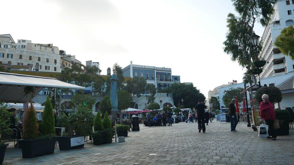 Casemates square, Gibraltar