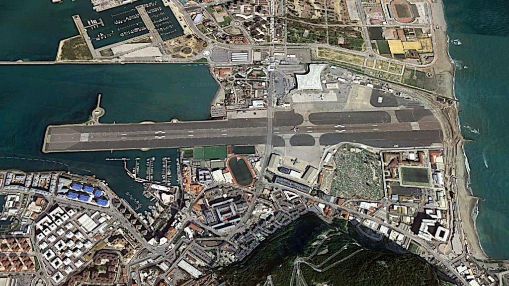 Vuelo a Gibraltar: el aeropuerto del Peñón recibe vuelos desde Londres a los que no se hace PCR