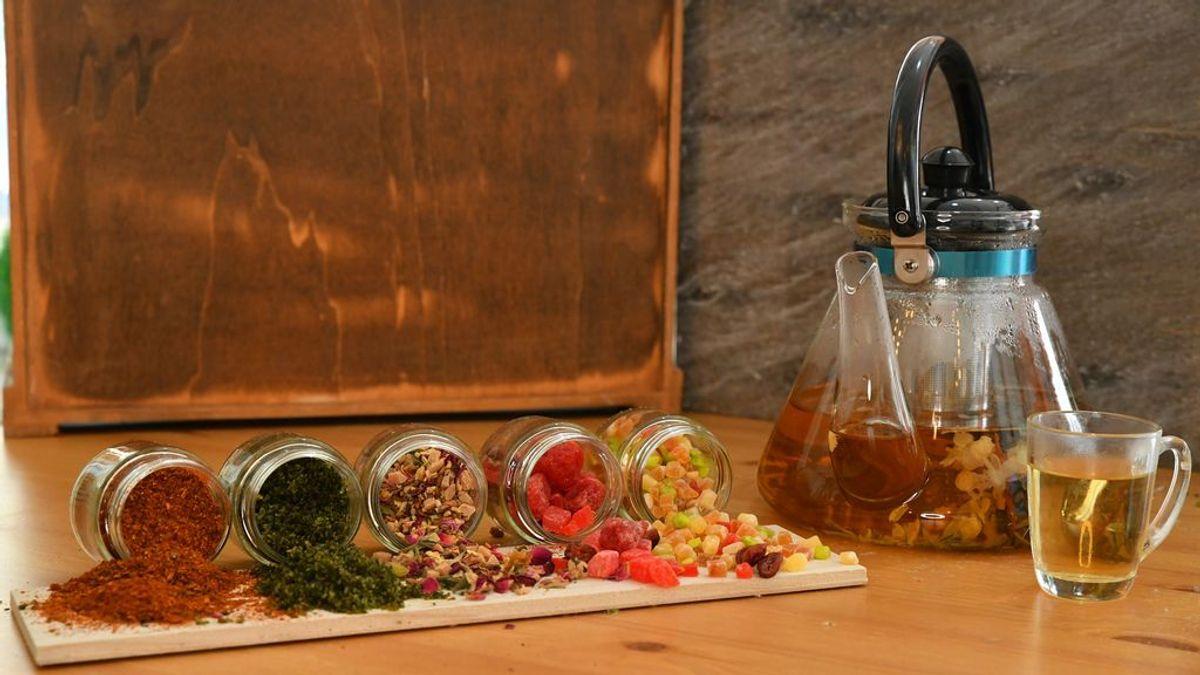 De ajo, de zanahoria o té blanco, infusiones que bajan nuestra presión arterial.