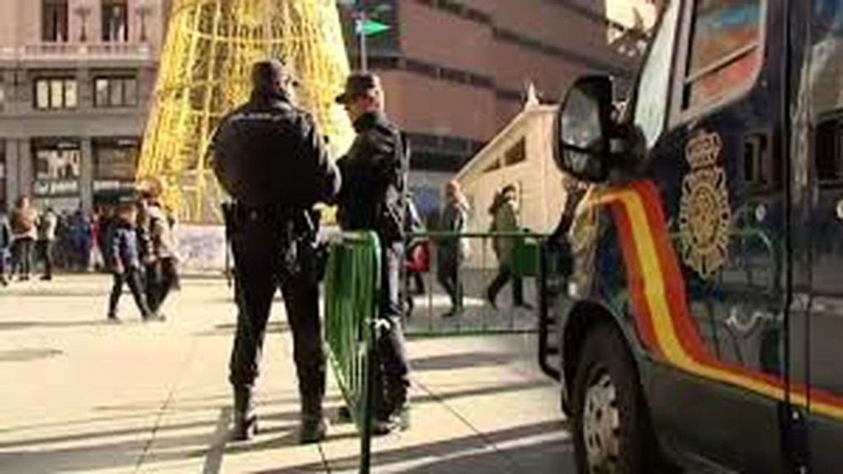 Un doble perímetro de seguridad cercará la Puerta del Sol los días 30 y 31 para evitar celebraciones