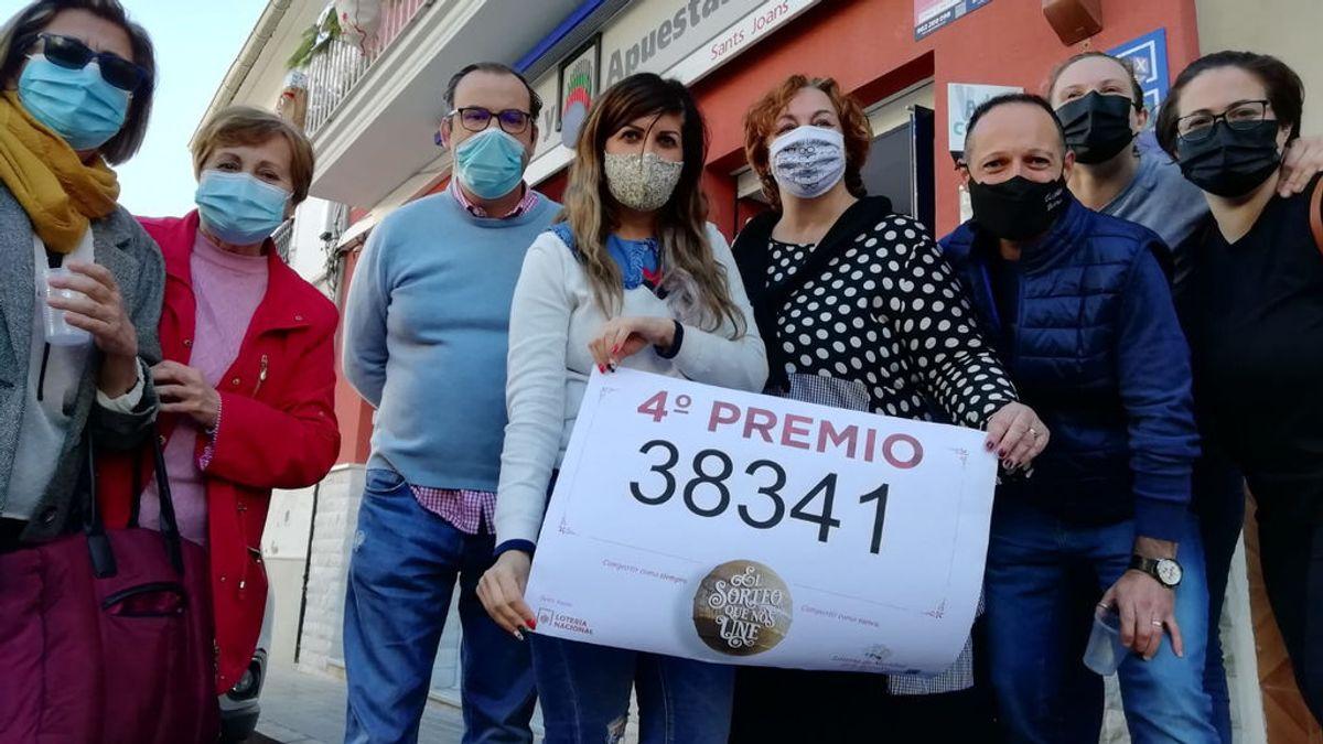 Un pueblo de Valencia reparte más de cinco millones en papeletas con 2.000 euros de premio.