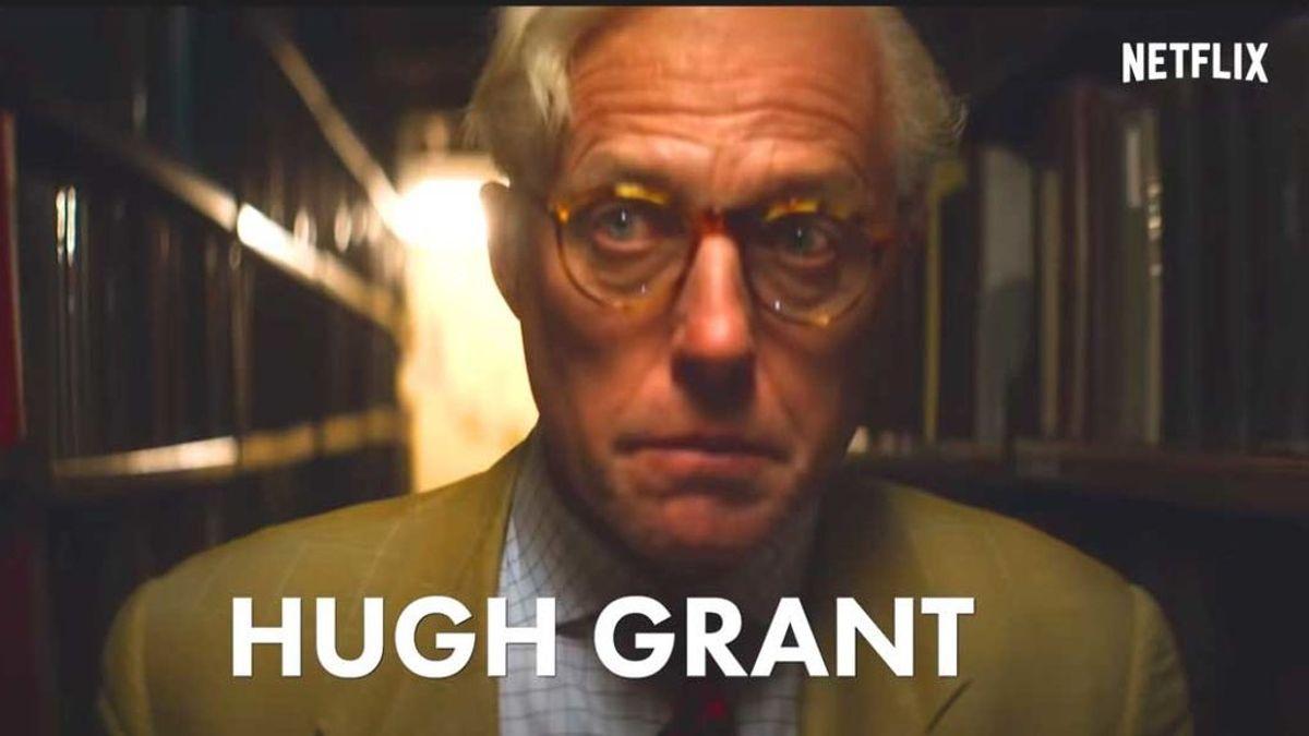 Hugh Grant en 'Death to 2020'