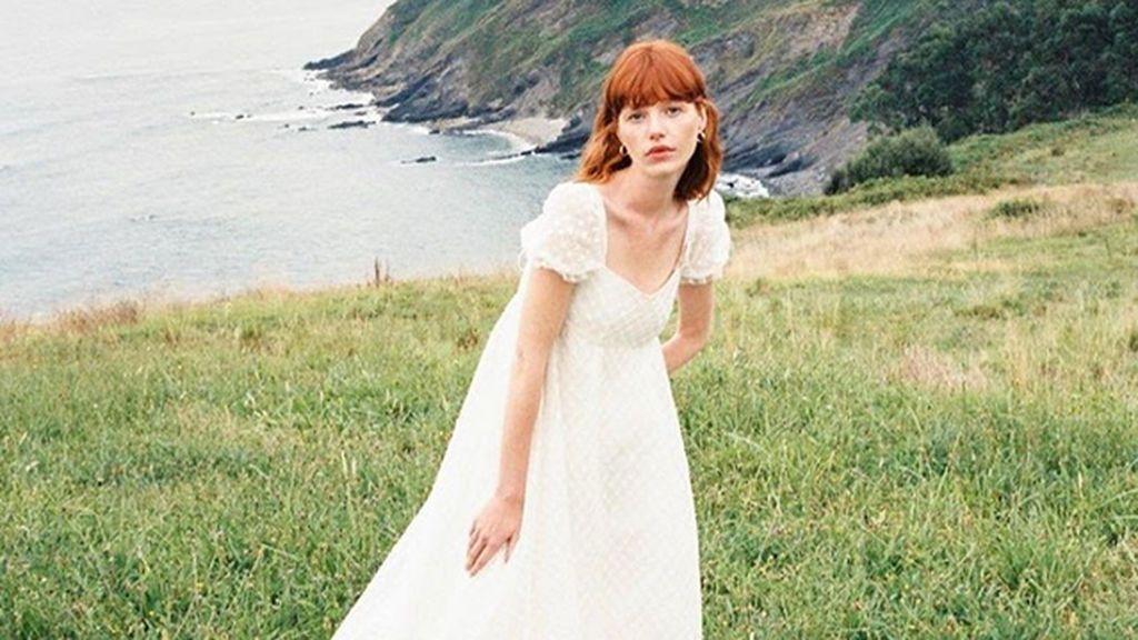 Diez peinados para novias con flequillo