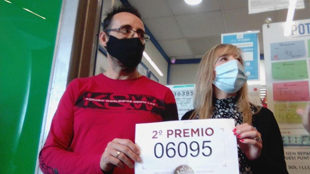 La pandemia obliga a devolver 15 de las 17 series del segundo premio repartido en una administración de Badalona