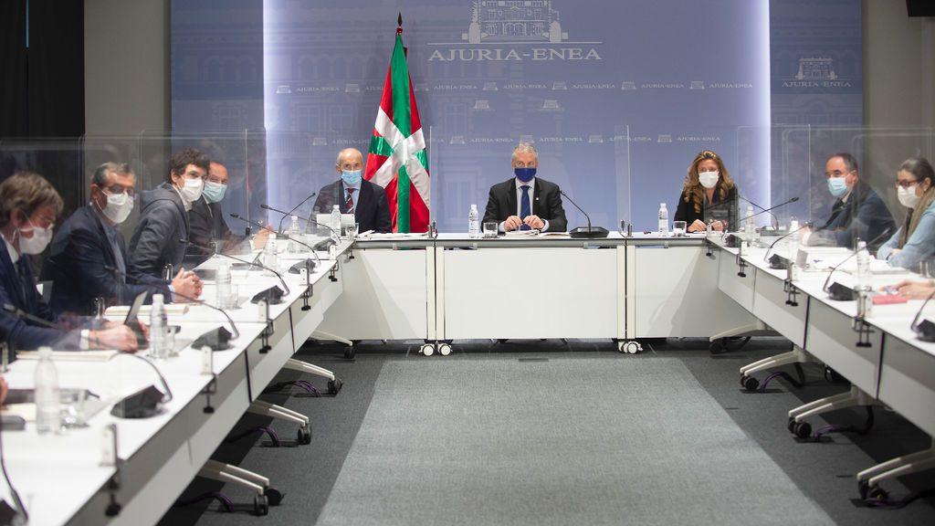 Euskadi limita a 6 las reuniones de Nochevieja y cierra la hostelería a las 18 horas los festivos