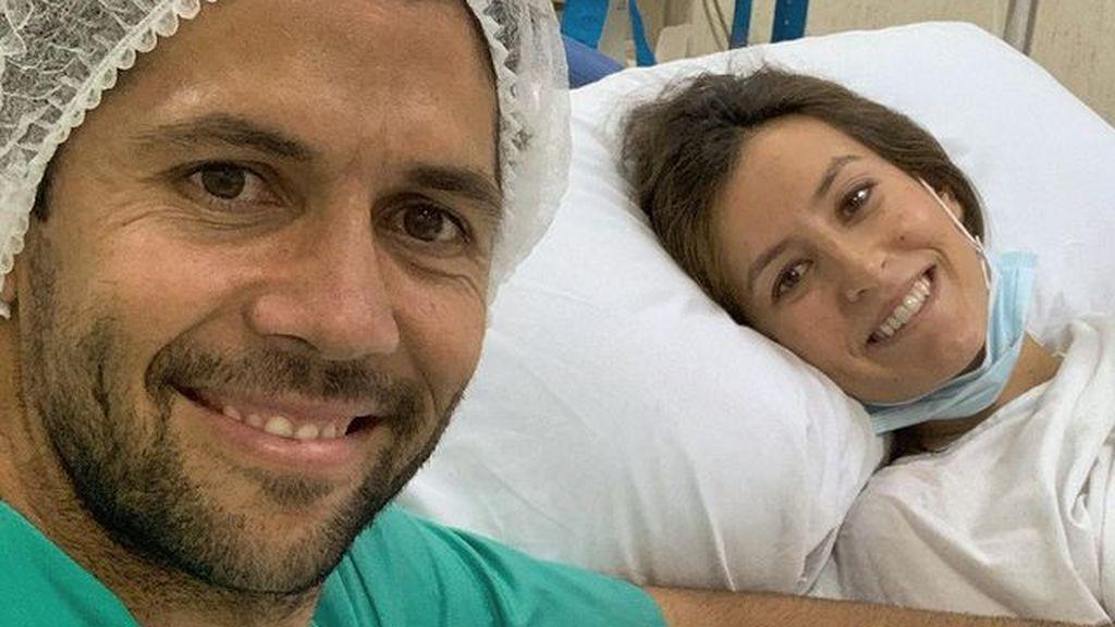 """Ana Boyer da a luz a su segundo hijo con Fernando Verdasco: """"Mateo ya está con nosotros"""""""