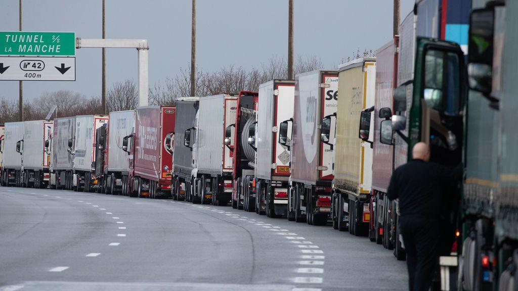 Europa empieza a levantar restricciones de transporte al Reino Unido