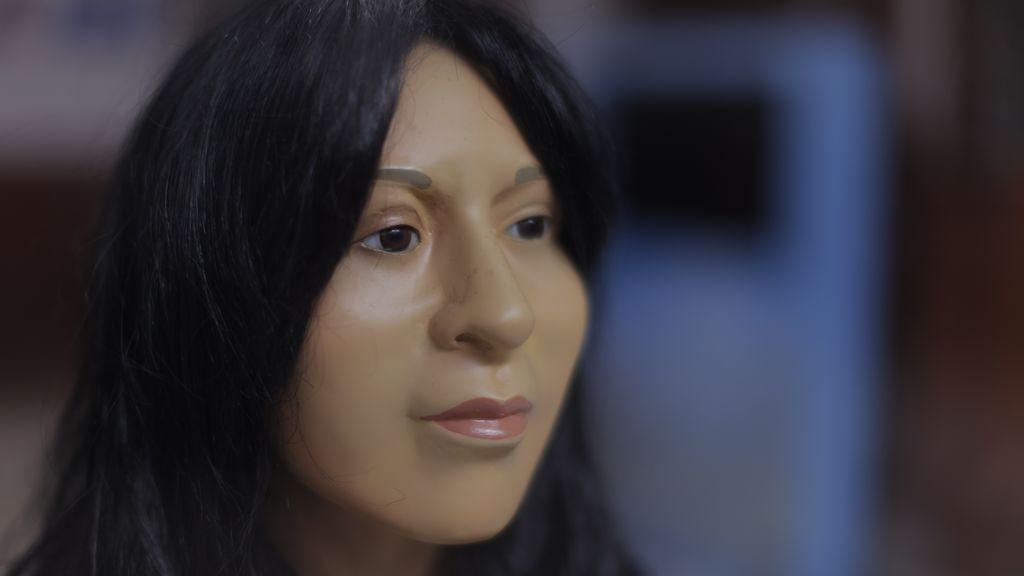 'La dama de El Paraíso' muestra su rostro, un misterio de 3.700 años en Perú