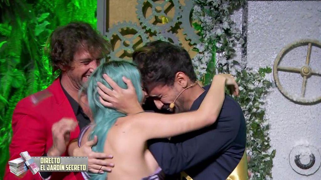Mahi y Rafa ganan 'La casa fuerte 2'