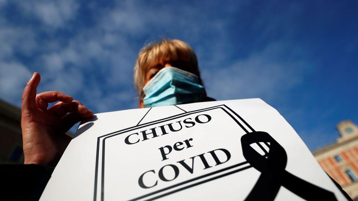 Detectan en Italia un caso de variante británica sin contactos con Gran Bretaña