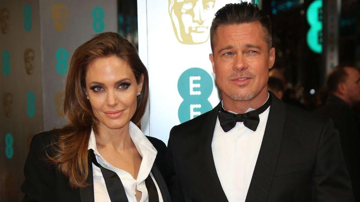 Angelina Jolie y Brad Pitt dividen a sus seis hijos para la cena de Nochebuena