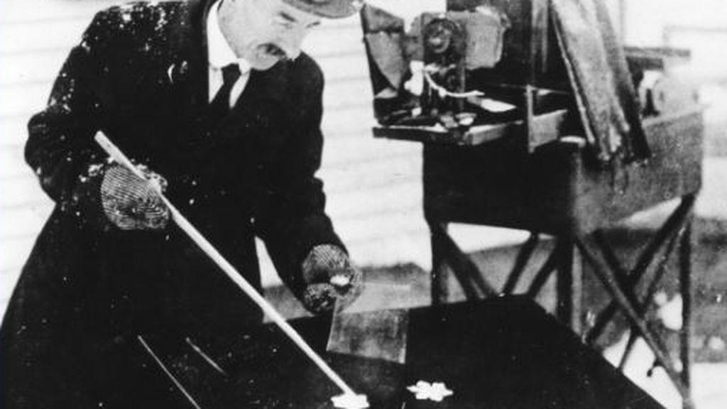 Recordando a 'Snowflake man', el hombre que hace más de un siglo fotografió más de 5.000 copos de nieve