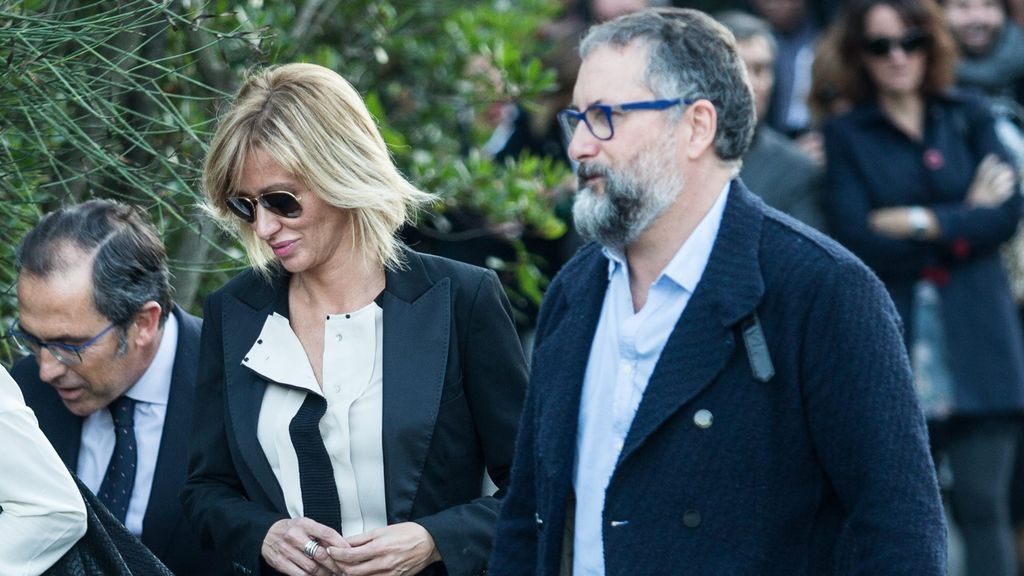 Susanna Griso se separa de Carles Torras tras 23 años de relación y tres hijos en común