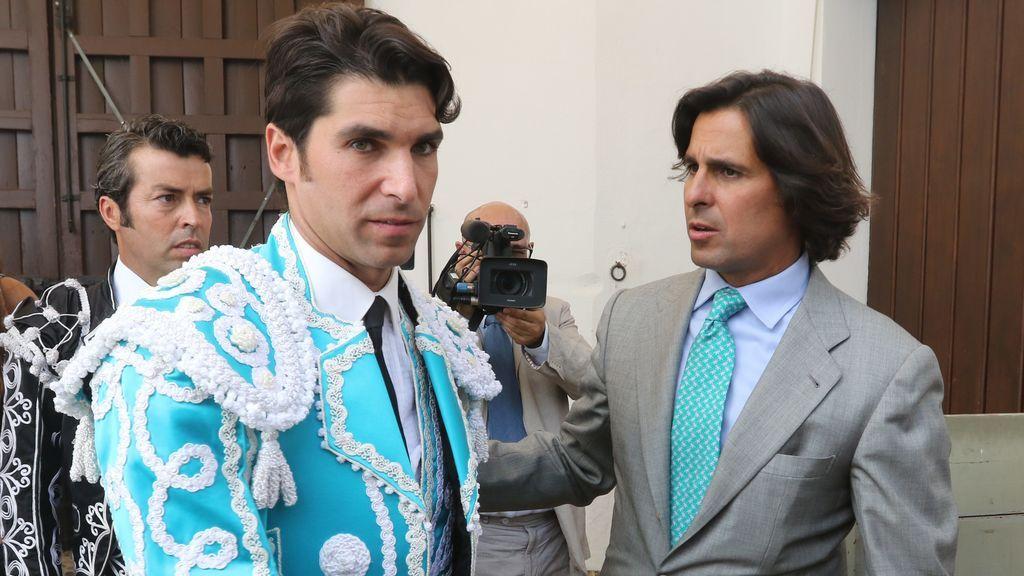 Cayetano y Fran Rivera