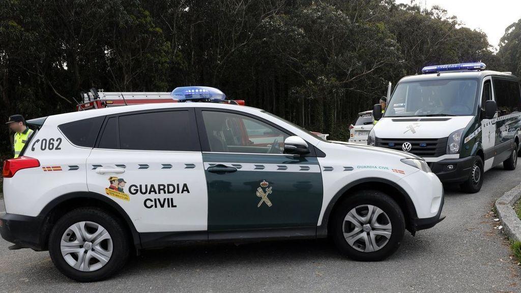 Encuentran el cadáver de un hombre con signos de violencia en la sierra de Granada