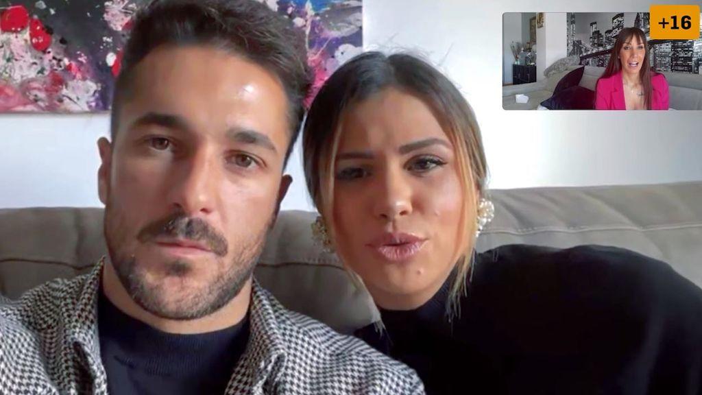 Fani Carbajo entrevista a Hugo y Marina (1/2)