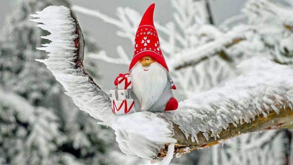¡Precaución! La Aemet avisa del frío y las nevadas en zonas de España el día de Navidad