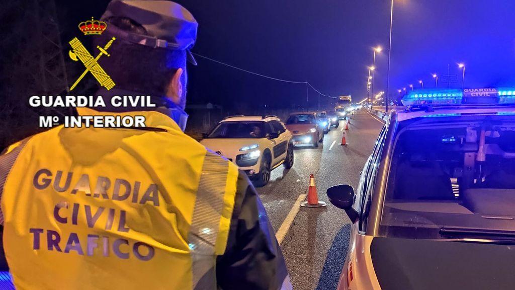 Investigan al conductor de un furgón por un homicidio por imprudencia grave en Guadalajara